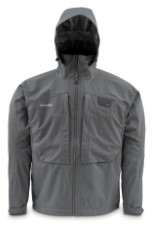 Simms Riffle Jacket Dark Shadow
